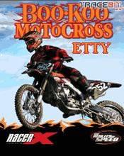 Bookoo Motocross (176x220) Mobile Game