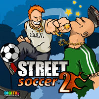 Street Soccer 2 Mobile Game