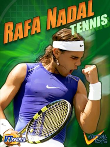 Rafael Nadal TennisbyVIJOY_240x320 Mobile Game