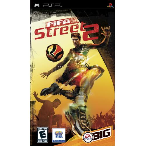 FIFA Street 2 SE Mobile Game