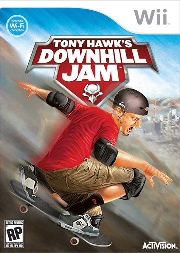 Tony Hawk Down Hill Jam Mobile Game