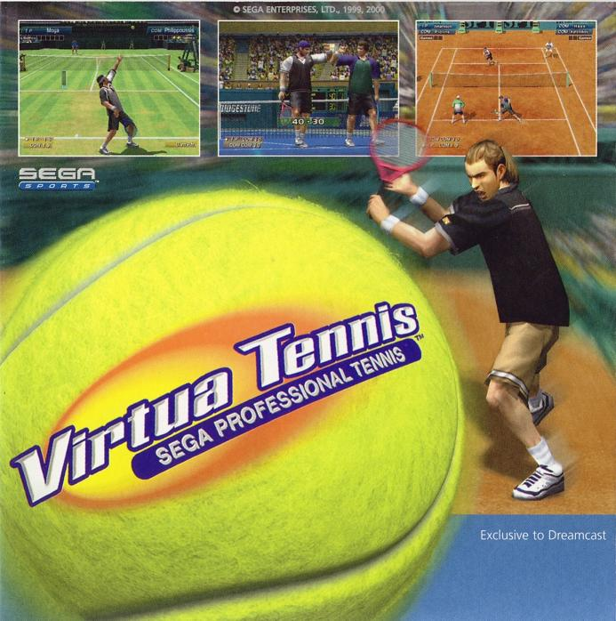 Virtua Tennis Mobile Game
