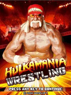 Hulkamania Wrestling Mobile Game