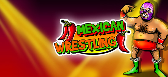 MEXICAN WRESTLING Mobile Game