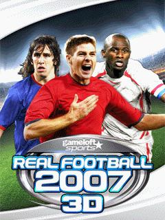 Real Football 2007 Mobile Game