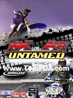 MX Vs ATV Untamed Mobile Game