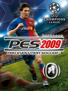 PES 2009 Mobile Game