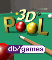 3D Pool Mobile Game