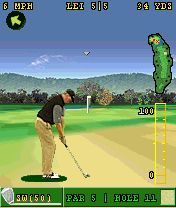 Golf Pro Contest Mobile Game