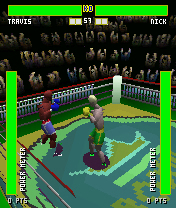 Boxing 3d Mobile Game