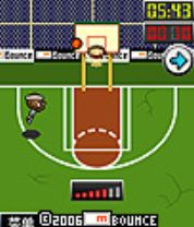 Jumpshot (basketball) Mobile Game