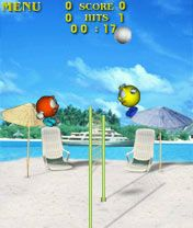 Volley Balley Mobile Game