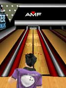 3D AMF Xtreme Bowling Mobile Game
