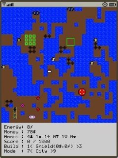 MilCity Blue 1.0.5 Mobile Game