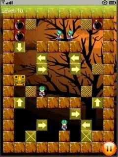 Temple Saviour Mobile Game