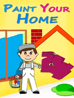 Paint Your Home Mobile Game