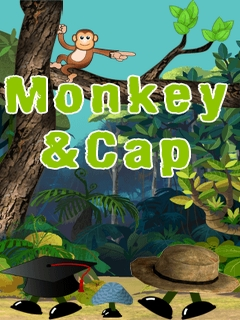 Monkey & Cap Mobile Game