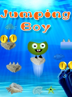 Jumping Boy Mobile Game