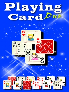 Playing Card Duo Mobile Game
