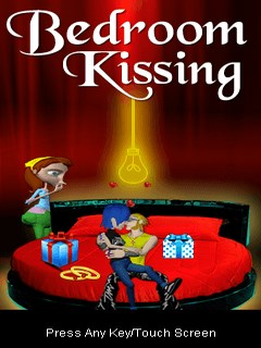Bed Room Kissing Below 240X320 Mobile Game