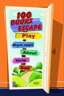 100 Doors Escape Mobile Game