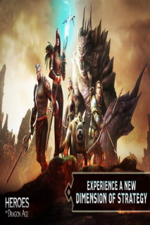 Heroes Of Dragon Age For Android Phones Games V 2.0.0 Mobile Game