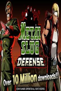 Metal Slug Defense For Android Phones V 1.7.0 Mobile Game