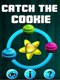 Catch The Cookie Mobile Game