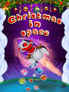 Christmas In Space Mobile Game