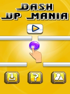 Dash Up Mania Mobile Game