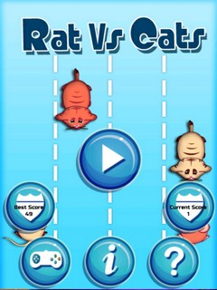 Rat Vs Cats Mobile Game