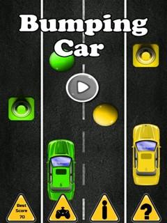 Bumping Car Mobile Game