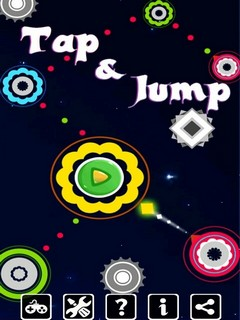 Rotate Tap And Jump Mobile Game