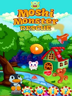 Moshi Monster Rescue Mobile Game