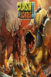 Clash Of Lords Mobile Game