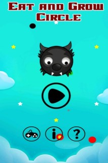 Eat And Grow Circle Mobile Game