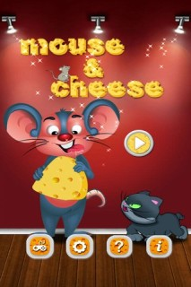 Mouse & Cheese Mobile Game