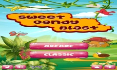 Sweet Candy Blast Mobile Game