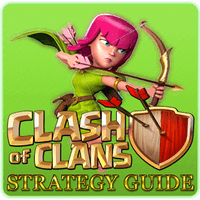 Clash Of Clans Strategy Guide Mobile Game