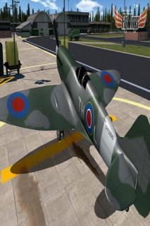 Combat Flight Simulator X Mobile Game