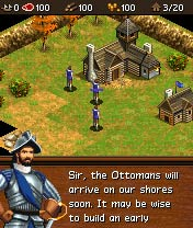 AGE Of The Empires 3 Mobile Game