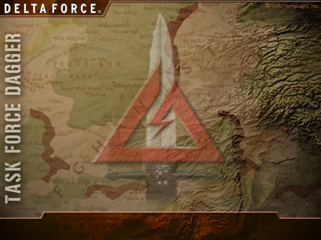 DELTA FORCE Mobile Game