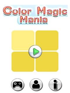 Color Magic Mania Mobile Game