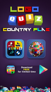 Logo Quiz Country Flag Mobile Game
