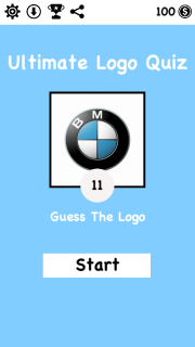 Ultimate Logo Quiz Mobile Game