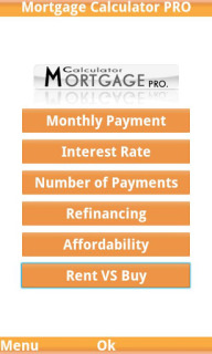 Mortgage Calculator PRO Trial For Java Phones V5.6.2 Mobile Software