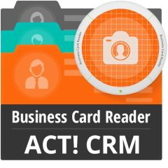 Business Card Reader For Act! CRM Mobile Software