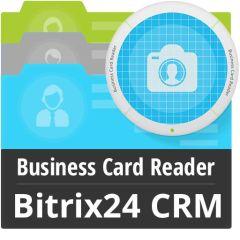 Business Card Reader For Bitrix24 CRM Mobile Software
