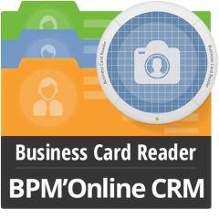 Business Card Reader For BPM�online CRM Mobile Software