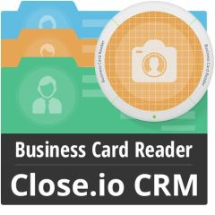 Business Card Reader For Close.io CRM Mobile Software